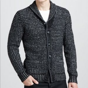 Rag & Bone NM + Target Shawl-Collar Cardigan